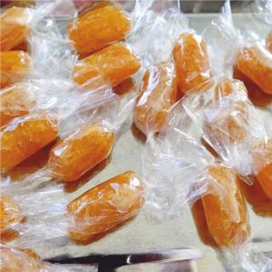 Kẹo Gừng. Ginger flavour candy